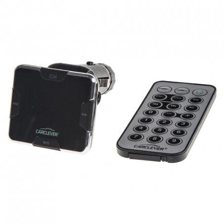 MP3/FM modulátor bezdrátový s USB/SD/AUX