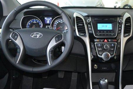 Adaptér 2DIN rádia Hyundai i30 II. (12->)