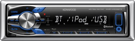 Lodní rádio Kenwood KMR-M308BTE