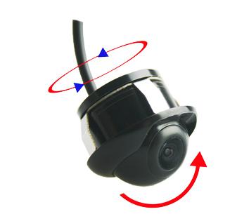 Kamera CCD zavrtávací přední / zadní