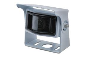 Couvací kamera širokopohledová - bílá
