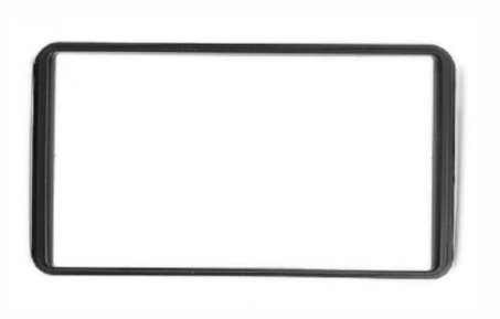 Rámeček 2DIN autorádia Suzuki Jimny