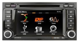 Zenec ZE-NC2051D navigace pro VW T5