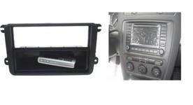 redukce pro Škoda Octavia II, VW Touran, Golf5, Roomster (jen2DIN), Passat B7, Caddy