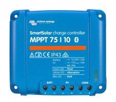 MPPT SMART solární regulátor Victron Energy 75/10