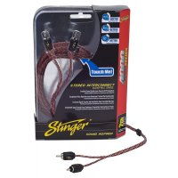 Stinger CINCH kabel 3,6 m