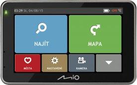 GPS navigace MIO Combo 5207 Truck + karavany