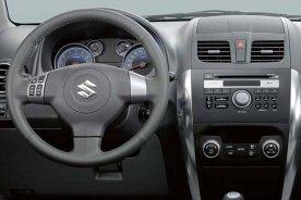 Rámeček autorádia Suzuki / Fiat