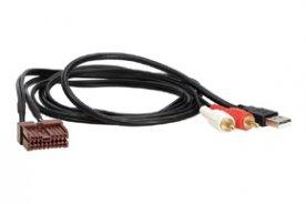 Adaptér pro připojení USB konektor Hyundai / Kia