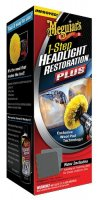 Meguiars Headlight and Clear Plastic Restoration Kit doprodej
