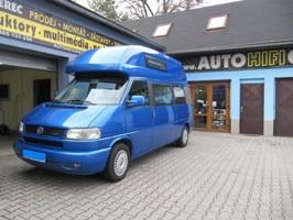 VW T4 OBYTNÁ dvd,digitální TV