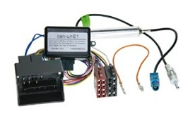 CAN-Bus adaptér ISO - FAKRA pro autorádia VW / SEAT / ŠKODA