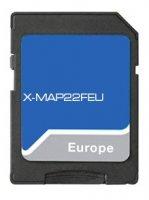 Navigační karta pro Xzent X-422