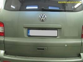 VW T5 - couvací kamera,zapojení autorádia