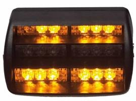 PREDATOR LED vnitřní, 12V, oranžová