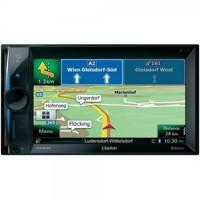 Autorádio s navigací Clarion NX302E