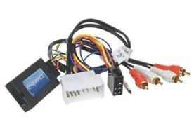Adaptér pro ovládání na volantu HYUNDAI Santa Fe (06->)