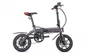 Malé skládací elektrokolo MACROM E-bike COMO
