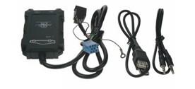 VW / ŠKODA / SEAT Adaptér pro ovládání USB zařízení OEM rádiem VW, Škoda, Seat ISO/AUX vstup