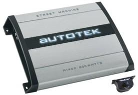 Zesilovač Autotek A1400