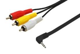 AV signálový kabel CINCH - JACK