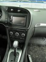 SAAB 9.3 - rádio s DVD,handsfree,couvací kamera + repro