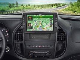 Navigace pro Mercedes Vito Alpine X903D-V447
