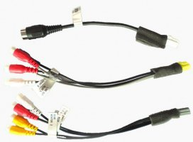 ZENEC Z-EACC-AV audio-video kabel