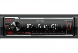 Autorádio s bluetooth Kenwood KMM-BT206