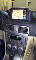 SUBARU FORESTER - výměna DVD navigační jednotky