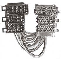 Konektor OPEL redukce rádia 26-pin/36-pin