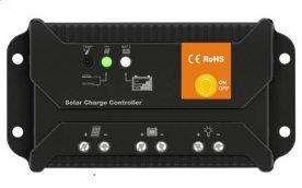 Solární regulátor nabíjení 12V/24V, 5A
