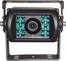 Kamera CCD s IR světlem, vnější (svXXX)