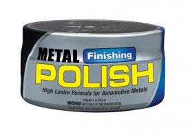 Meguiar's Finishing Metal Polish - ultra jemná leštěnka na kovy, 160 g