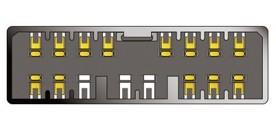 Konektor ISO Honda >98
