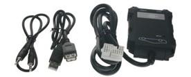 HONDA Adaptér pro ovládání USB zařízení OEM rádiem Honda/AUX vstup