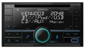 Autorádio s bluetooth Kenwood DPX-5200BT