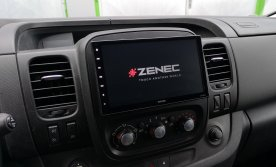 "OPEL VIVARO (2018) / Renault Trafic / Fiat Talento autorádio 9"" LCD"