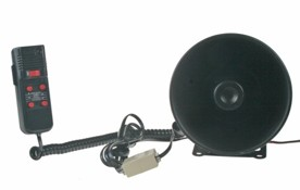 Zvukový systém- siréna 5-tónová 60W