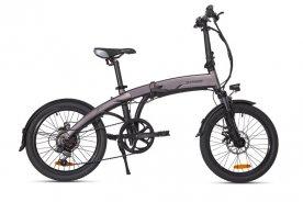 Malé skládací elektrokolo MACROM E-bike MILANO