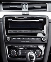 Redukce autorádia Škoda Superb - 2DIN