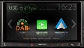 Autorádio Zenec Z-N528 CarPlay / AndroidAuto