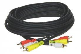 AV signálový kabel 500cm