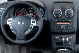 Instal.sada 2DIN rádia Nissan Qashqai I.