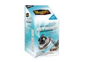 Meguiar's Air Re-Fresher Odor Eliminator - New Car Scent - desinfekce klimatizace + pohlcovač pachů