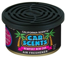 California Scents Newport New Car - nové auto