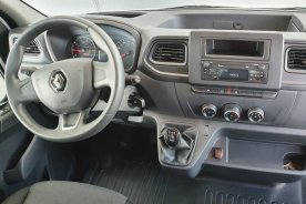 Rámeček 2DIN autorádia Renault Master