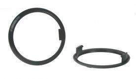 Redukční kroužek pro světla sj-288 černý 5mm