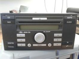 FORD TRANSIT 2012 - instalace 2DIN DVD s bluetooth,odnímatelný displej