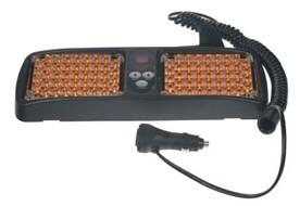 PREDATOR dual LED vnitřní, 12V, oranžový